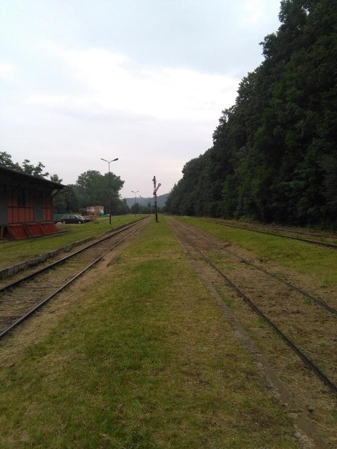 Stacja PKP w Jugowicach